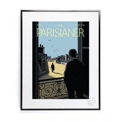 AFFICHE THE PARISIANER RIO