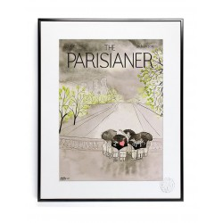 AFFICHE THE PARISIANER PICAULT