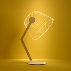 LAMPE LED 3D ZIGGY