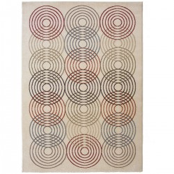 TAPIS RESONANCE MULTICOLORE                                     (exclusivement en magasin)
