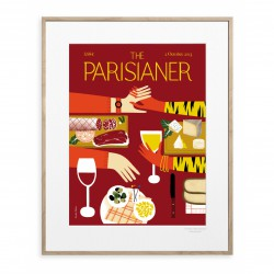AFFICHE THE PARISIANER FALIERE