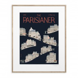 AFFICHE THE PARISIANER BURI