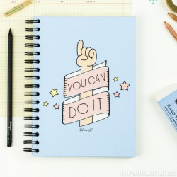 "CARNET ""YOU CAN DO IT"""