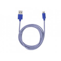 CABLE IPHONE EN COTON