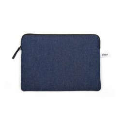 "HOUSSE ORDINATEUR 13"" DENIM BLUE"