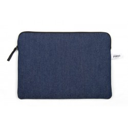 "HOUSSE ORDINATEUR 15"" DENIM BLUE"