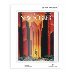 AFFICHE THE NEW YORKER ENDLESS SUMMER