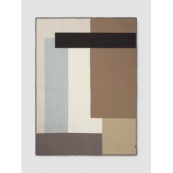 COUVERTURE SHAY PATCHWORK FERM LIVING