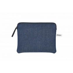 HOUSSE IPAD DENIM BLUE PIJAMA