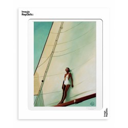 AFFICHE BIG WHITE SAIL