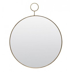 MIROIR LOOP ROND HOUSE DOCTOR