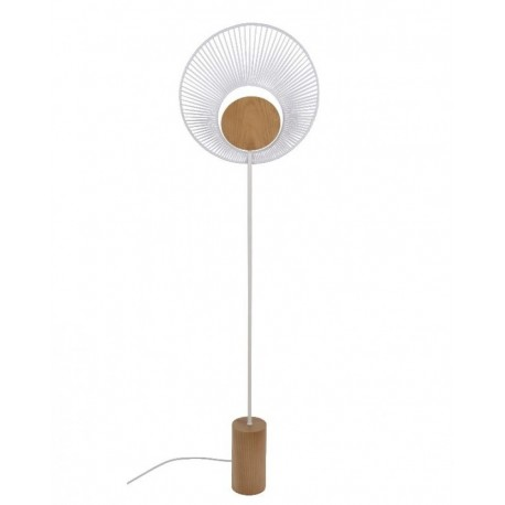 LAMPADAIRE OYSTER CHÊNE FORESTIER