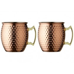 VERRE A MOSCOW MULE X2 LYNGBY
