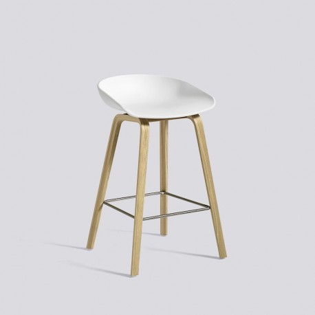 TABOURET HAUT ABOUT A STOOL