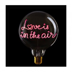 AMPOULE A MESSAGE LOVE IS IN THE AIR