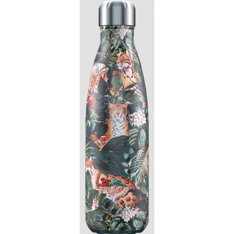 BOUTEILLE ISOTHERME LEOPARD 2 CHILLY'S 500 ML