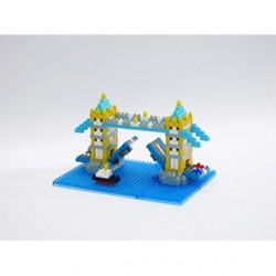 NANOBLOCK TOWER BRIDGE