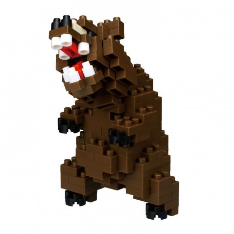 NANOBLOCK GRIZZLY