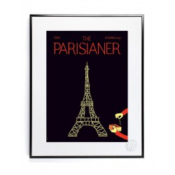 AFFICHE THE PARISIANER BAAS
