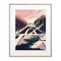 AFFICHE THE PARISIANER CRUSCHIFORM