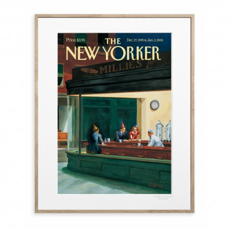 AFFICHE THE NEW YORKER SMITH BAR