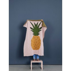 PLAID ANANAS FERM LIVING
