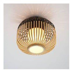 APPLIQUE / PLAFONNIER BAMBOO LIGHT XS