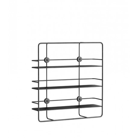 ETAGERE COUPE WOUD