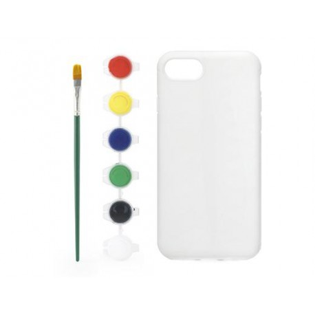 COQUE IPHONE 7 A PEINDRE