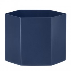 CACHE-POT HEXAGON XL FERM LIVING