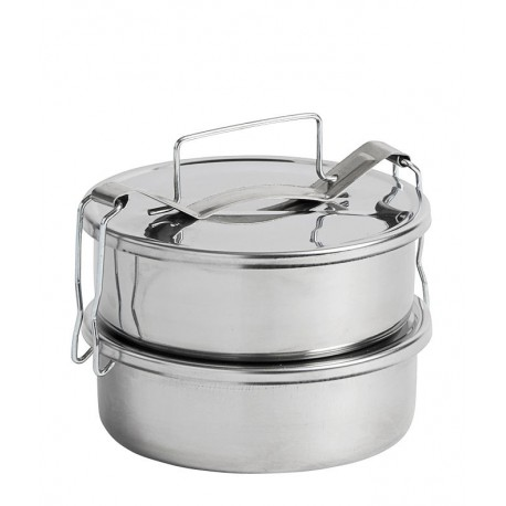 LUNCH BOX METAL HAY