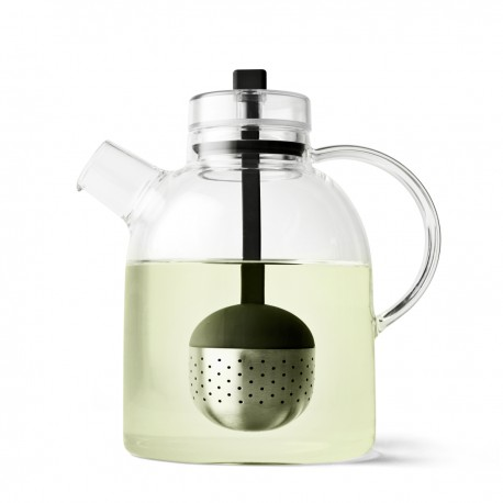 THEIERE KETTLE EN VERRE