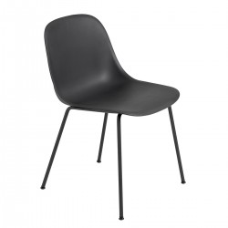 CHAISE FIBER PIEDS METAL MUUTO (exclusivement en magasin)