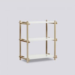 ETAGERE WOODY COLUMN LOW (exclusivement en magasin)