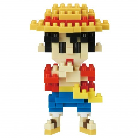 NANOBLOCK ONE PIECE LUFFY