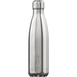 BOUTEILLE ISOTHERME INOX CHILLY'S 500 ML
