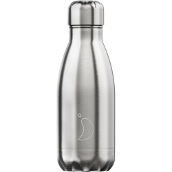 BOUTEILLE ISOTHERME INOX CHILLY'S 260 ML